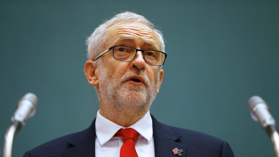 Jeremy Corbyn and Noam Chomsky win peace prize amid media silence