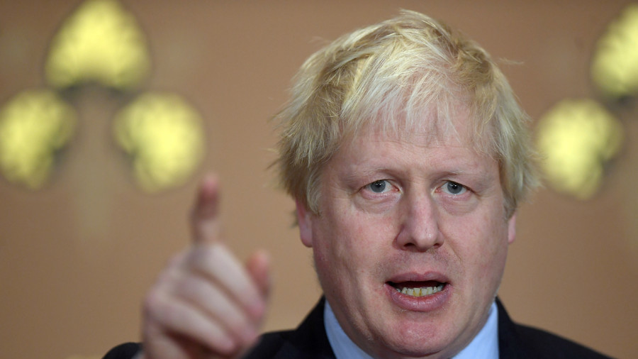Boris Johnson 'pursuing trade relationship with corrupt Sudanese government'
