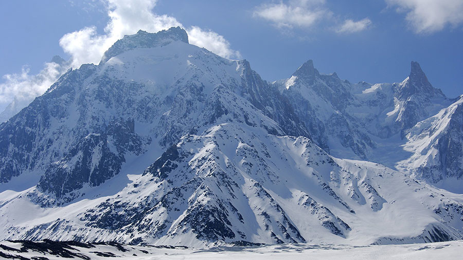 Mount Hope: Britain's New, Tallest Antarctic Possession
