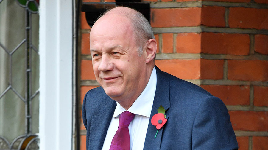 Daily Mail article on Damian Green sexual misconduct allegations probed