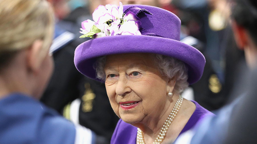 Queen concerned about her security as police introduce cost-cutting measures