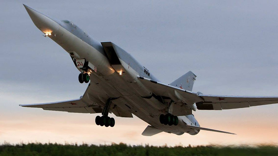 Russian warplanes & troops arrive home after Syrian mission accomplished (VIDEO)