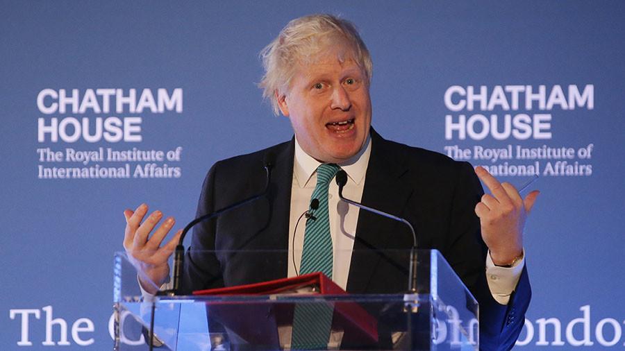 Boris Johnson 'asked Iran to free two British spies' - Tehran MP