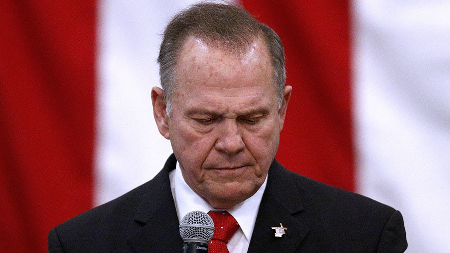 Roy Moore supporters co-opt 'DearAlabama' social media campaign