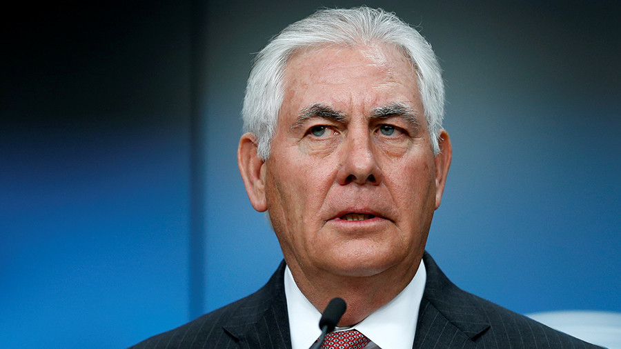 Tillerson undercut again on North Korea