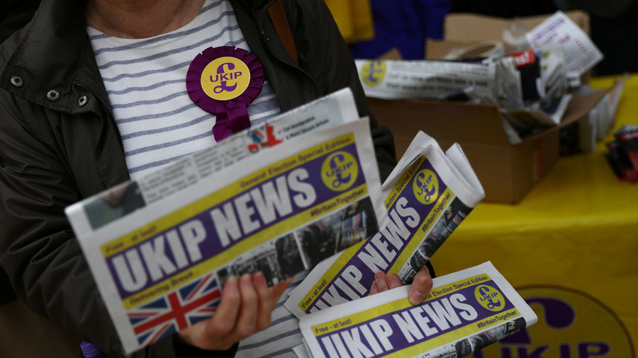 Failed UKIP candidate fled to Pakistan to avoid jail for racial abuse - Judge