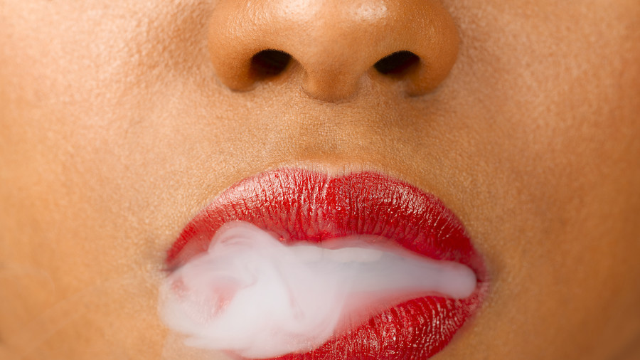 Smoking is bad for your love life, study suggests