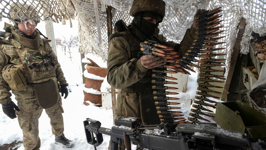 Kiev hails US & Canada for greenlighting lethal arms supplies that could kill Ukraine peace process