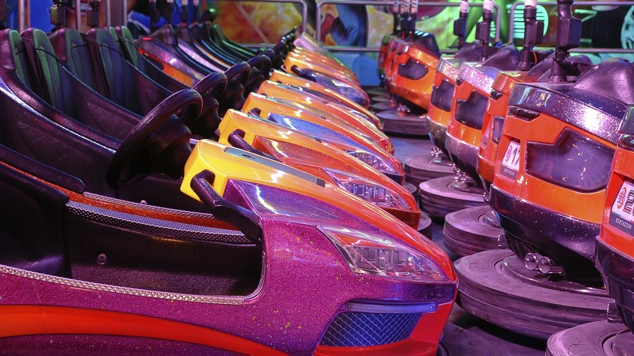 Family sues holiday camp over bumper car hijab ban