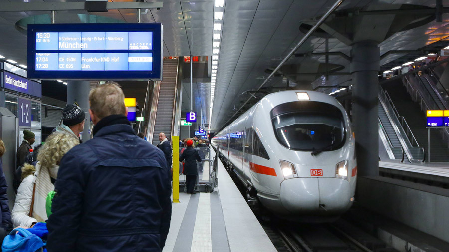 $12bn Berlin-Munich high-speed train plagued by glitches, cancellations in 1st week