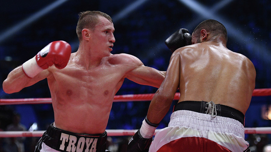 'I'll face Barthelemy-Relikh winner for WBA title' - Former world champion Troyanovsky