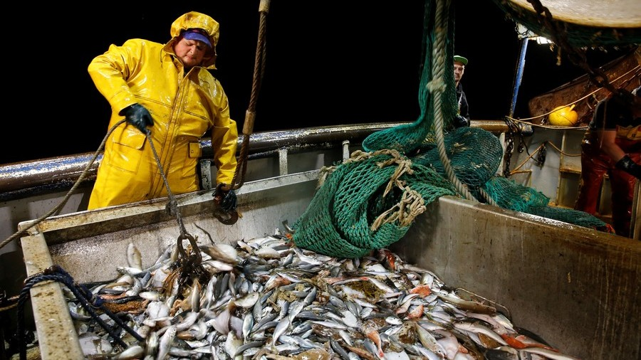 Fishermen insist UK will take back control of its waters after Brexit
