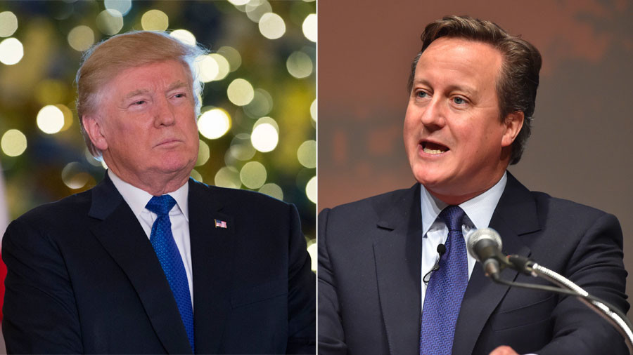 Cameron to Trump: Stop whining about CNN and focus on 'Russian bots'