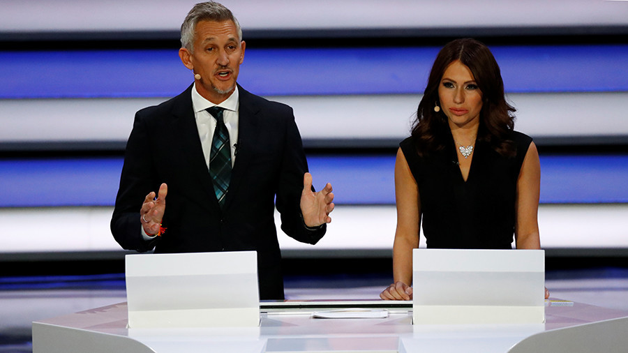 Gary Lineker reminisces, World Cup Draw backstage, & tackling racism (VIDEO)