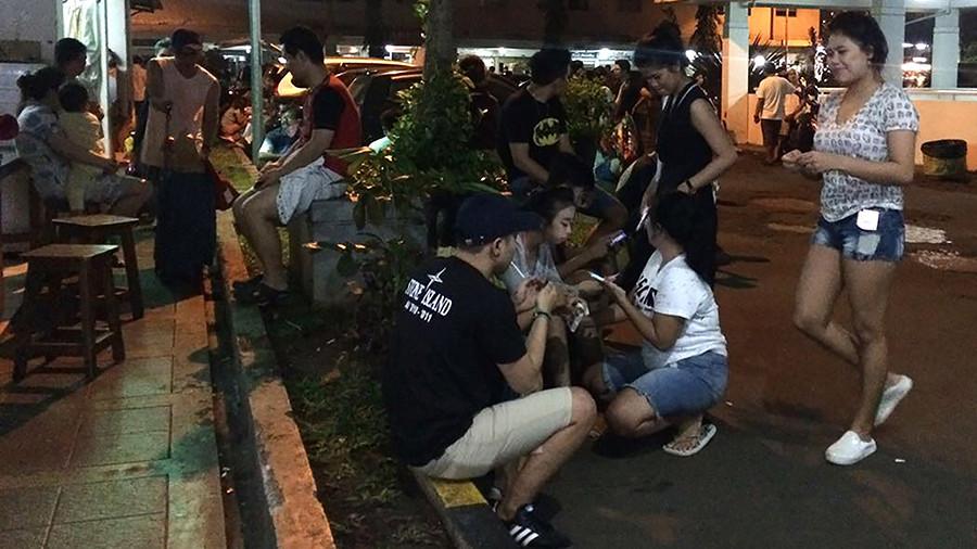 At least 1 dead as 6.5 magnitude earthquake strikes Indonesia (PHOTOS)