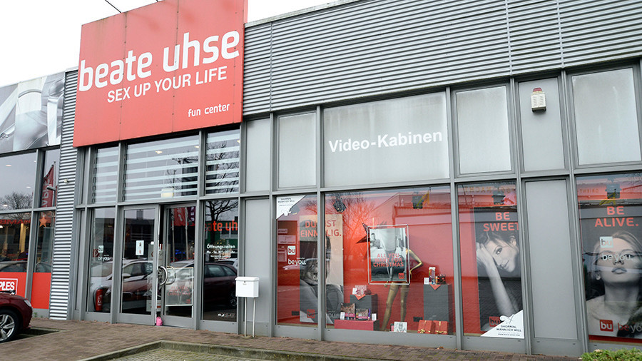 End of an Eros: Pioneering German sex shop hit by financial dysfunction, files for bankruptcy