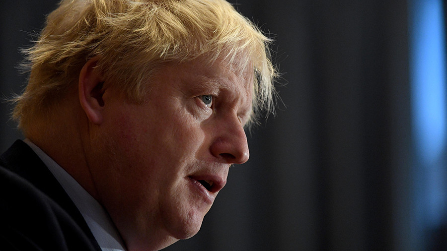 Boris Johnson breathes new life into 'Russian meddling' fairy story – introducing Facebook trolls