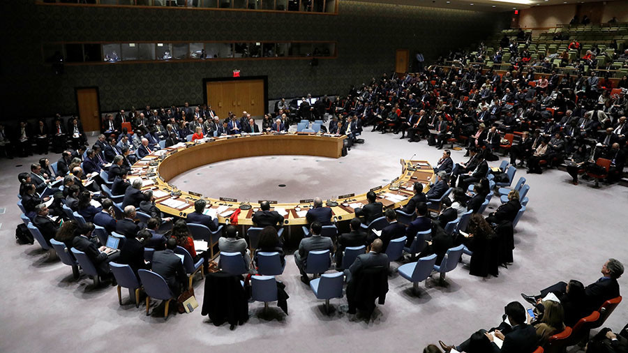 United Nations mulls draft resolution over status of Jerusalem