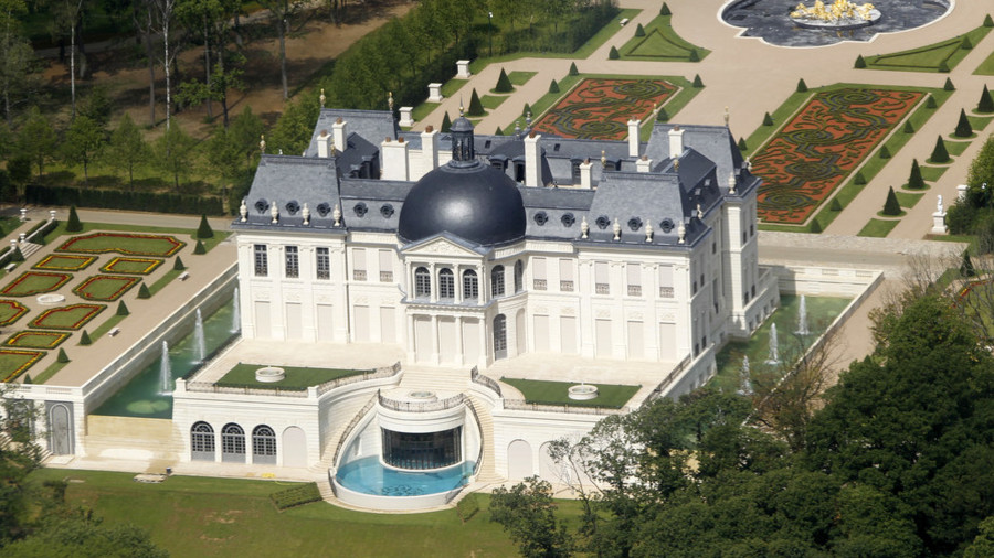 Saudi prince who led anti-corruption purge revealed as owner of 'world's most expensive home'
