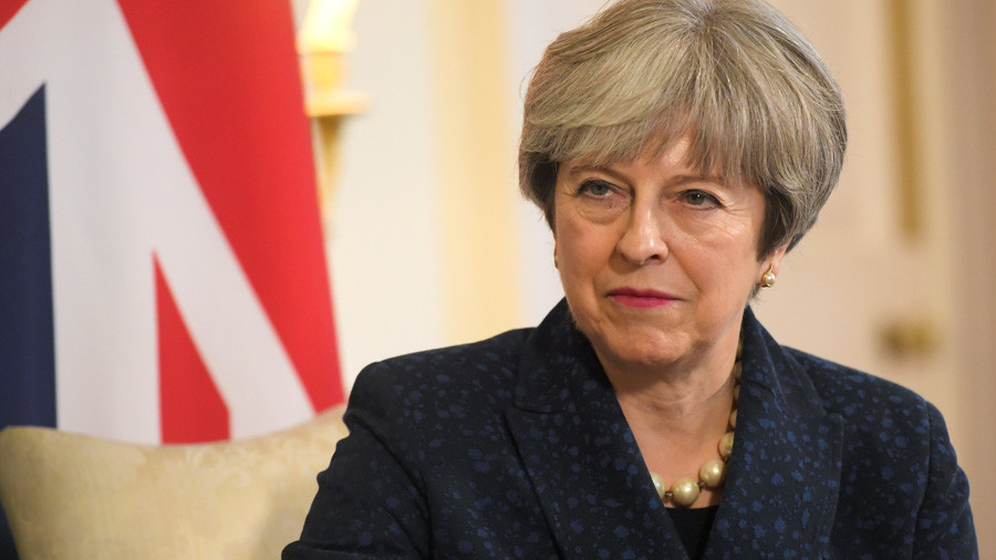 Theresa May demands global trade deals and access to Europe