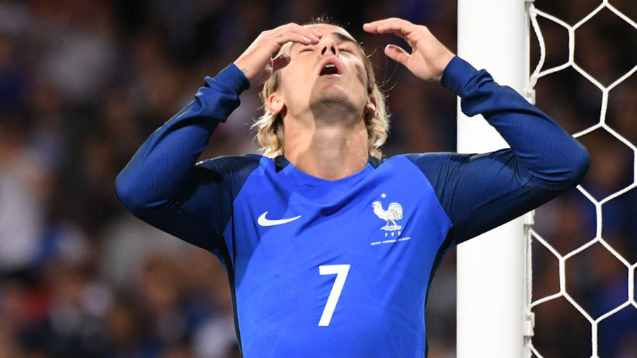 Antoine Griezmann accused of racism over blackface costume tweet