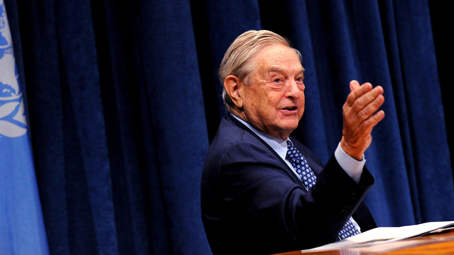 Soros-backed group plans nationwide protest in event of Mueller's firing