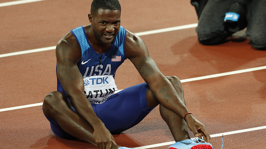 US sprint star Justin Gatlin at center of fresh doping scandal