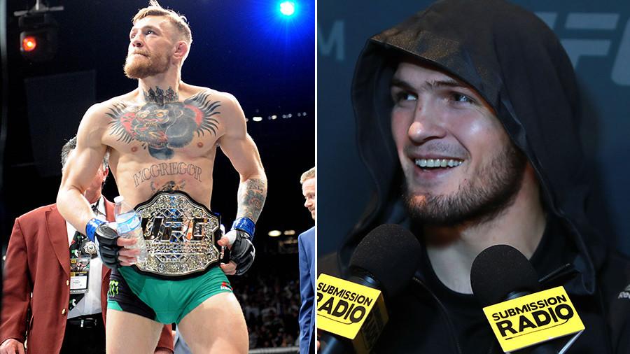'Conor McGregor should be stripped of his belt' - Khabib Nurmagomedov