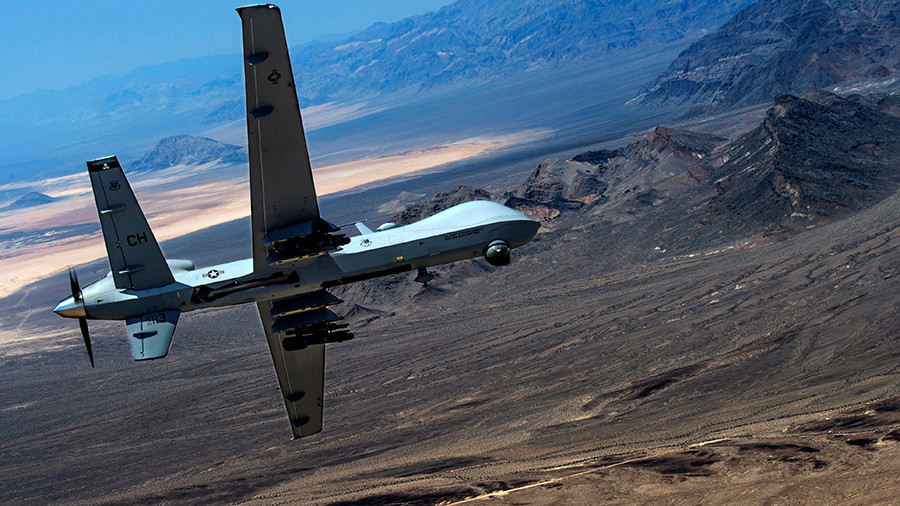 US wants to amend arms control agreement to ease export of military drones – report
