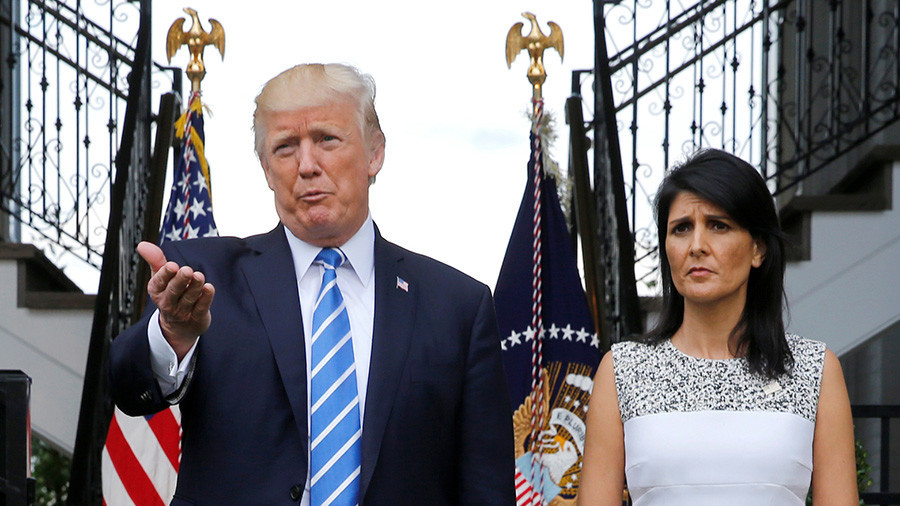 'I will report to Trump who votes against US Jerusalem decision' – Haley in letter to UN members