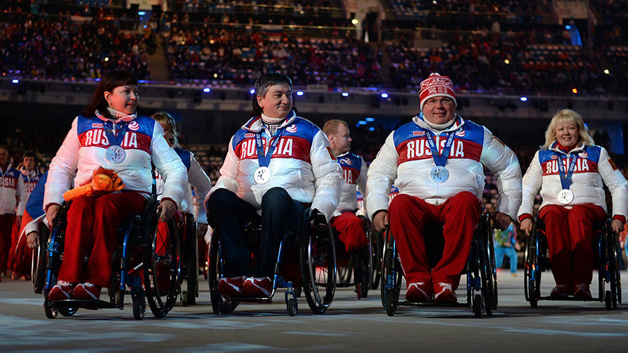'We're disappointed by the IPC's decision' – Russian Sports Minister Pavel Kolobkov