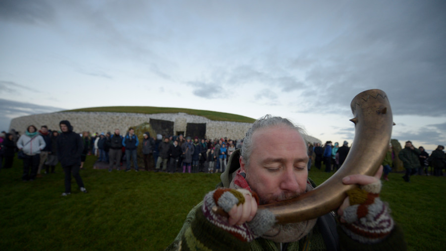 5,000yo Irish tomb's winter solstice magic to be livestreamed