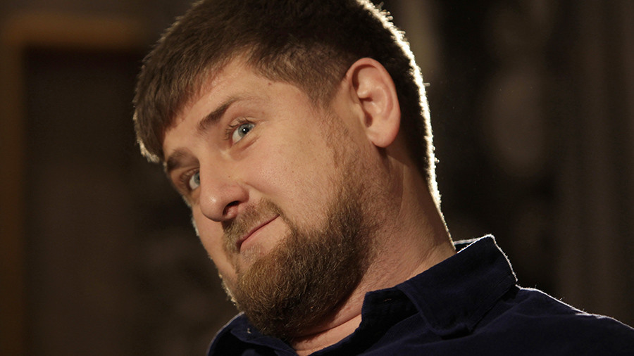 US sanctions Chechen leader Kadyrov under Magnitsky Act