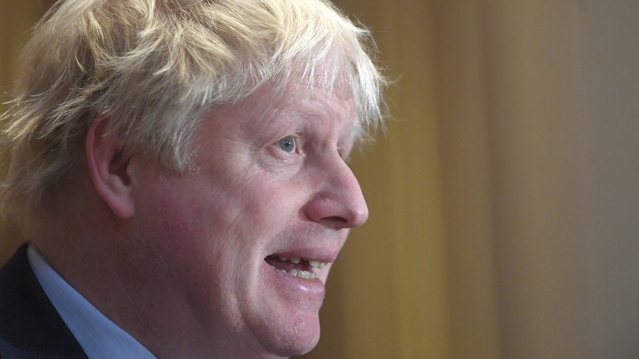 UK's Johnson visits Moscow amid strain in ties with Russian Federation