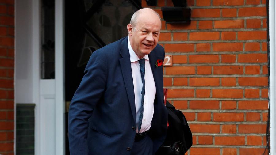 UK Deputy Prime Minister resigns following porn scandal