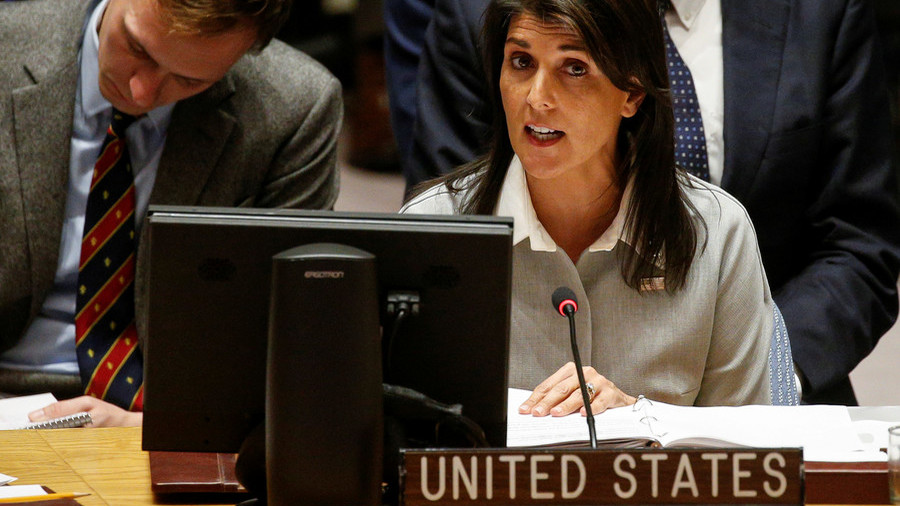Washington isolated, so it's resorting to threats – Ankara before UN General Assembly meeting