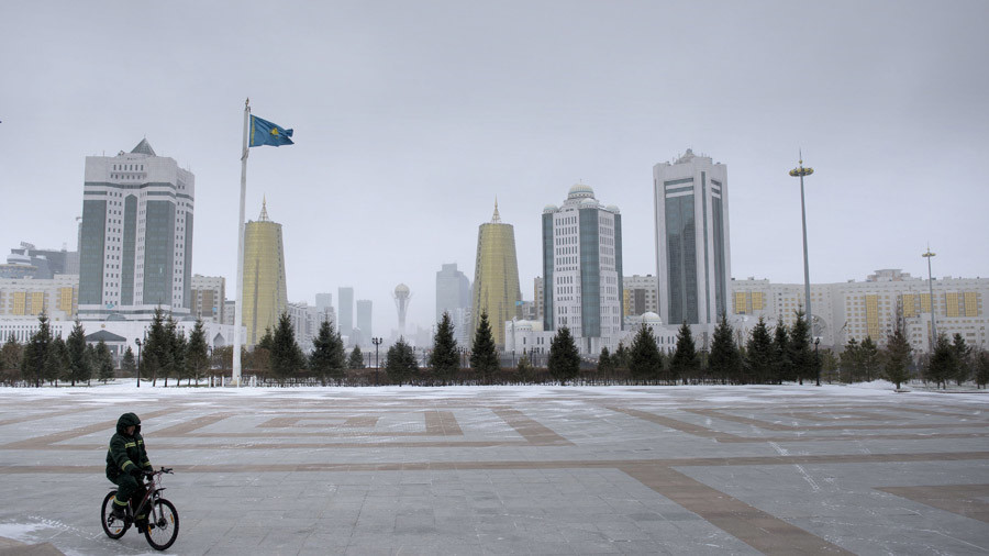 American bank freezes $22bn owned by Kazakhstan