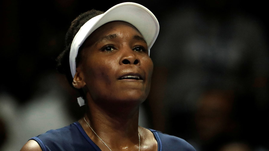 Venus Williams Won't Face Charges in Fatal Crash
