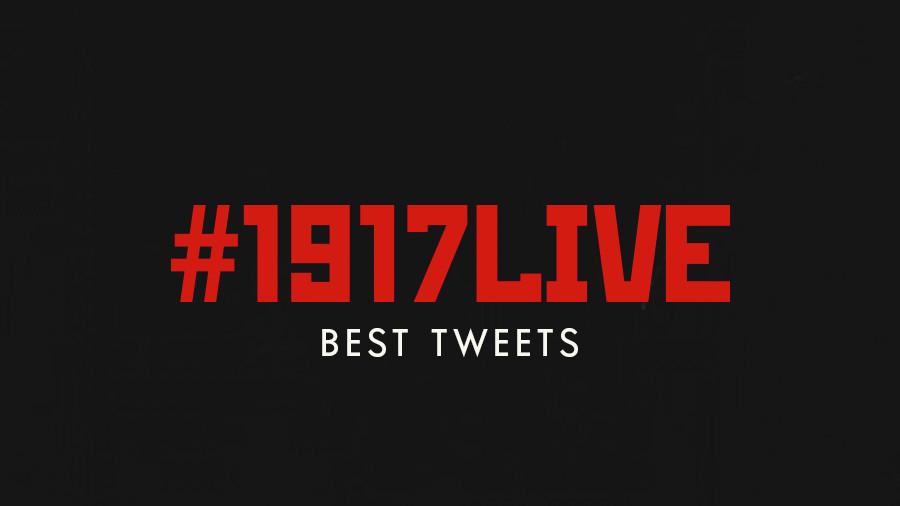 #1917LIVE finale: 17 best tweets