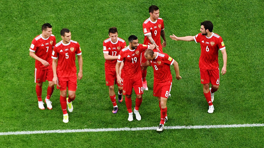 Finalists chosen for Russian National Football Team 'New Year wishes' initiative