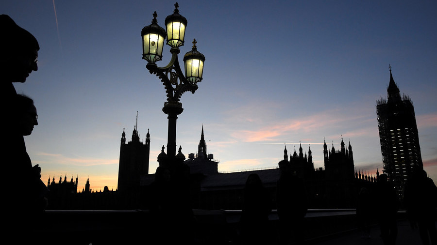Suspicious 'Russian diplomat' removed from UK Parliament debate is actually American