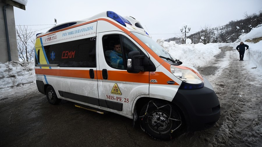Mafia-linked ambulance driver allegedly killed patients to make money on funerals