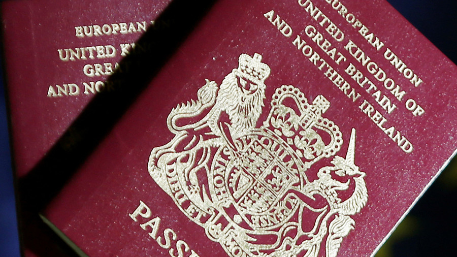 Brexit blues? Britain's burgundy passports to get old-school makeover