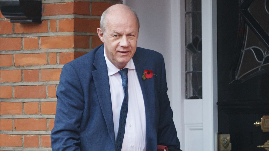 Downing Street knew about Damian Green sex advance claims in 2016, writer claims