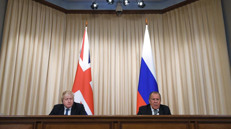 We will retaliate… despite no evidence of 'successful' Russian meddling, says Boris Johnson (VIDEO)