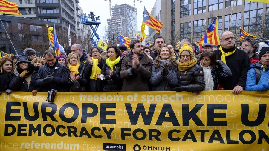 Spanish Top Court Indicts More Catalan Independence Leaders
