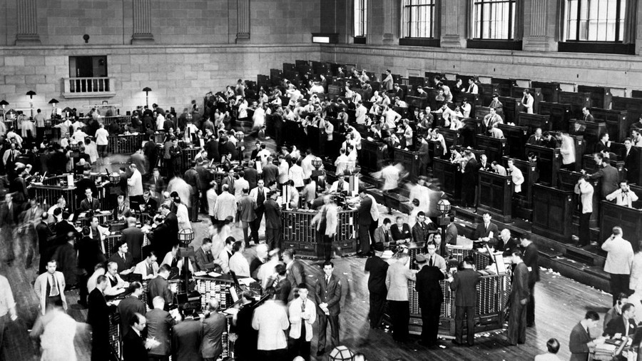 Can cryptocurrency mania end like Wall Street Crash of 1929?