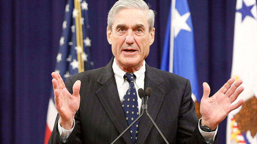 Russiagaters insist Mueller's firing imminent despite Trump's consistent denial