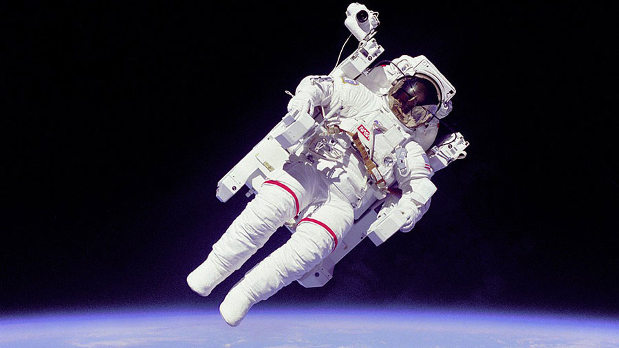 Bruce McCandless, iconic spacewalker, dies at 80