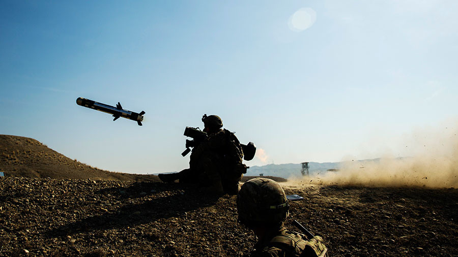 United States to Sell Lethal Weapons to Ukraine